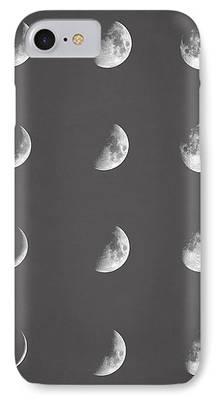 Lunar iPhone Cases