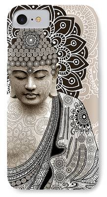 Siddharta iPhone Cases