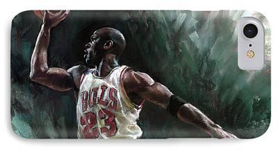 Michael Jordan iPhone 7 Cases