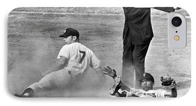 Yankee Stadium iPhone 7 Cases