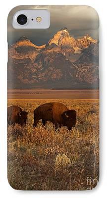 Bison iPhone 7 Cases