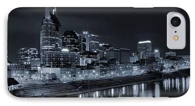 Nashville Architecture iPhone Cases