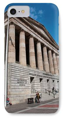 National Portrait Gallery iPhone Cases