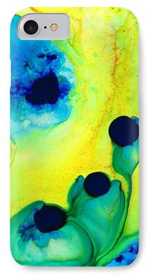 Ecology Paintings iPhone Cases