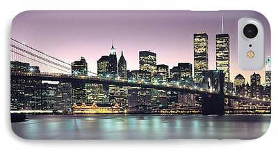 Twin Towers Nyc iPhone Cases