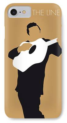 Johnny Cash iPhone 7 Cases