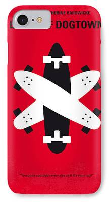 Skateboarding iPhone Cases