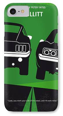 Police Art iPhone Cases