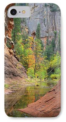 West Fork iPhone Cases