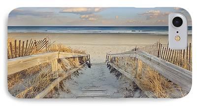 Maine Beach iPhone Cases