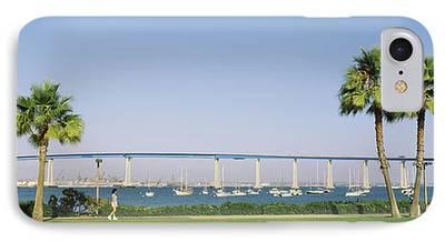 Coronado Bay Bridge iPhone Cases