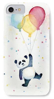 Star Nursery Paintings iPhone Cases