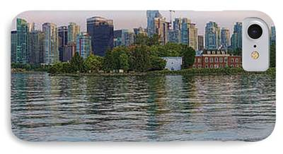 Stanley Park iPhone Cases