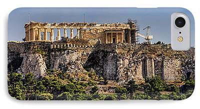 Akropolis iPhone Cases