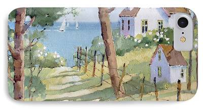Garden Shed iPhone Cases