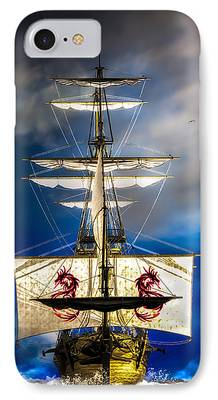 Yo Ho Ho And A Bottle Of Rum iPhone Cases