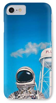 Sky Paintings iPhone Cases