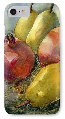 Interior Paintings iPhone Cases
