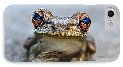 Amphibians iPhone Cases