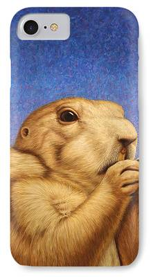 Prairie Dog iPhone Cases