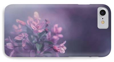 Pink Blossoms iPhone Cases