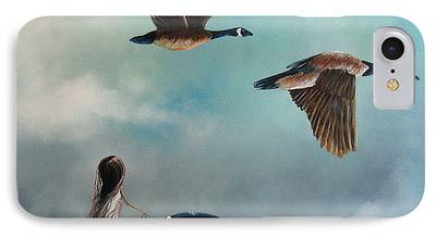Geese IPhone 7 Cases