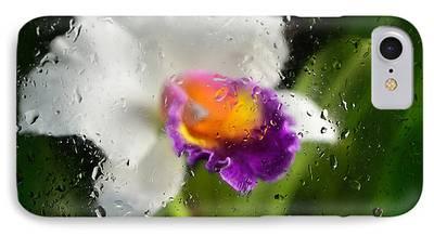 Cattleya iPhone Cases