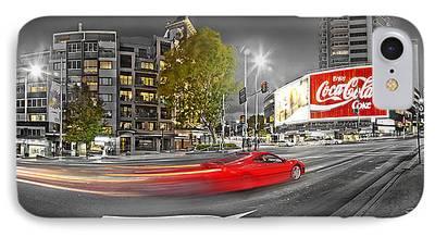 Coca-cola Sign iPhone Cases
