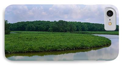 Colonial Parkway iPhone Cases
