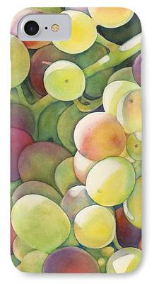 Grapes iPhone Cases