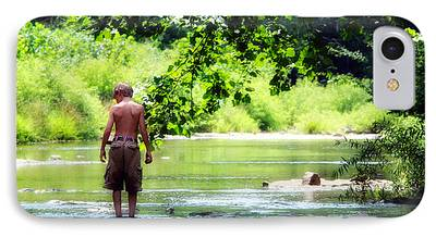 Little Harpeth River iPhone Cases