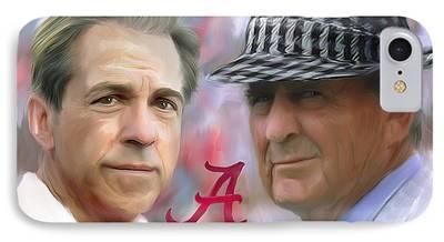 University Of Alabama iPhone Cases