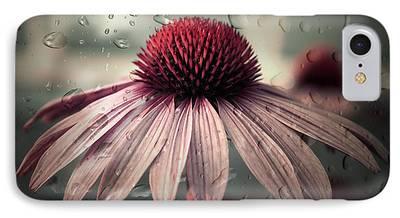 Echinacea iPhone Cases