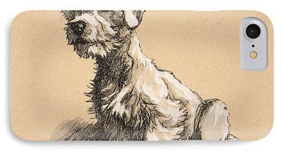 Breed Of Dog iPhone Cases