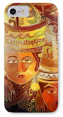 Dubai Gallery iPhone Cases