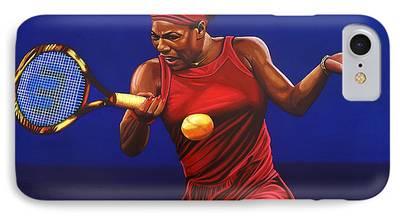 Serena Williams iPhone 7 Cases