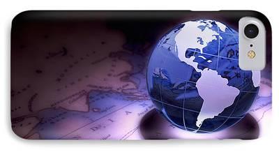 Globe iPhone Cases