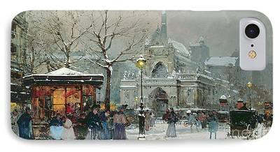 Parisian iPhone Cases