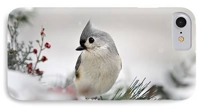 Titmouse iPhone 7 Cases