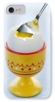 Egg-cup iPhone Cases