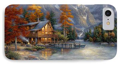 Kinkade iPhone Cases