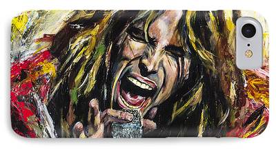 Steven Tyler iPhone 7 Cases