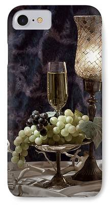 Vino Photographs iPhone Cases
