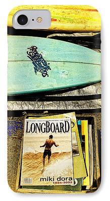 Surfing Magazine iPhone Cases