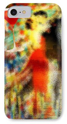 Tango As The Sunset iPhone Cases