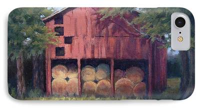 Leipers Fork Barn iPhone Cases
