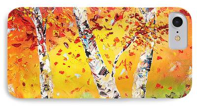 Scenic Paintings iPhone Cases