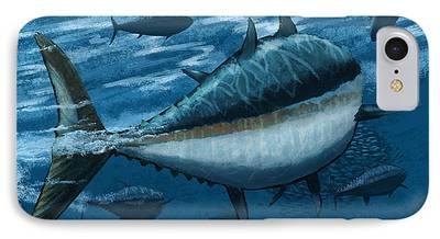Tuna iPhone Cases