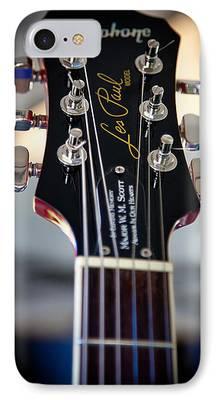 The Epiphone Les Paul Guitars iPhone Cases