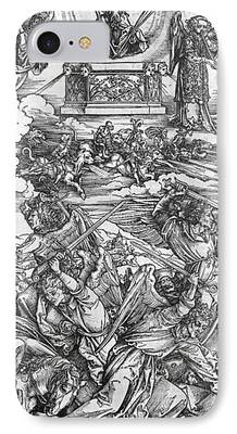 Revelation Drawings iPhone Cases